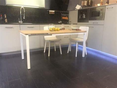 mesa nordica extensible mesa cocina extensible cancio vetas nordica blanca y