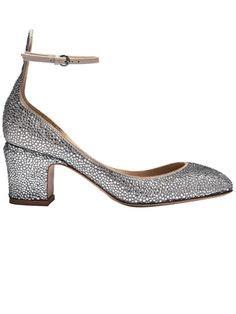 Rhiannas Single Silver Louboutin Cinderella Ella Ella Style by Jean Michel Cazabat Ella Suede D Orsay Pumps Heels