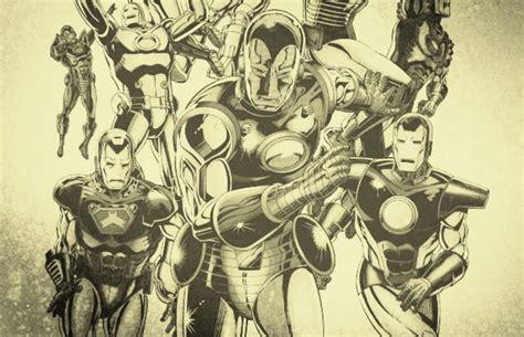 complete evolution iron man suit complex