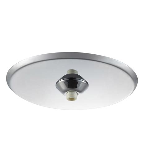 Wac Lighting Fixtures Wac Lighting Qmp 1rn Tr Ch Surface Mount Canopy For Connect Pendants Fixtures