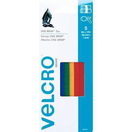 ace hardware velcro velcro 8 in l x 1 2 in w strap 5 pk 12 pack 90438acs