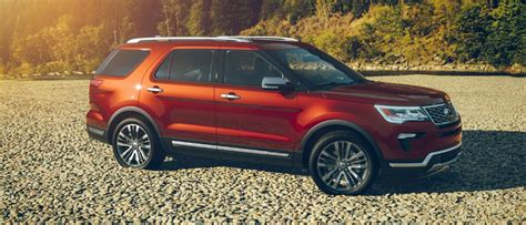 2018 Ford Explorer Xlt Colors   2018 Cars Models