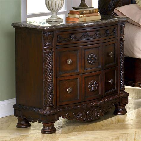 millennium north shore   night stand   turned posts  feet household