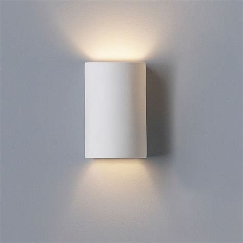 Modern Sconce Light Fixtures 5 Quot Contemporary Cylinder Wall Sconce Contemporary Ceramic Interior Wall Sconces Modern