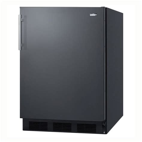 What Is Cycle Defrost Refrigerator by Summit Ct663b 24 Quot Refrigerator Freezer W Cycle Defrost 5