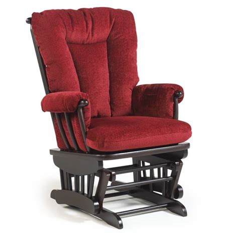 best chairs inc slipcovers glider rockers brockly best home furnishings