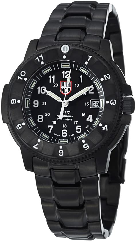 Luminox Nighthawk luminox nighthawk s model a 3402
