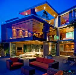 Architectural Design Homes Lemperle Glass House Residence 5672 Dolphin Place San