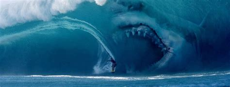 epic boats vs blue wave alleged megalodon sightings that will make you want to believe