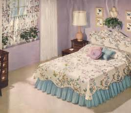 1950s Bedroom Besf Of Ideas Decorating Interior Home Design With