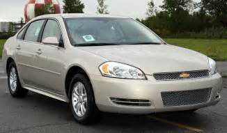 Chevrolet Used Cars Chevrolet Impala The About Cars