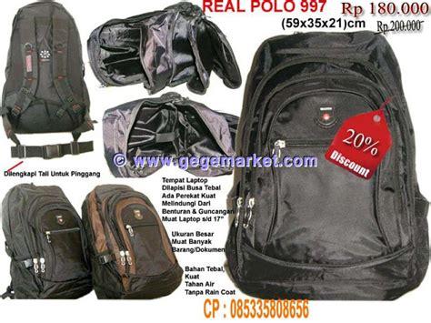Tas Laptop Di Malang tas ransel cewek real polo gege market toko malang tas laptop netbook tas