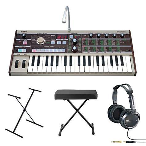 Keyboard Yamaha Dan Korg korg microkorg 37 mini keyboard synthesizer vocoder