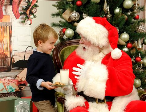santa s santa claus is coming to town personal invitation to meet