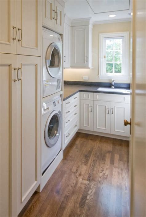 stackable washer dryer cabinet 254 best laundry rooms mudrooms images on pinterest
