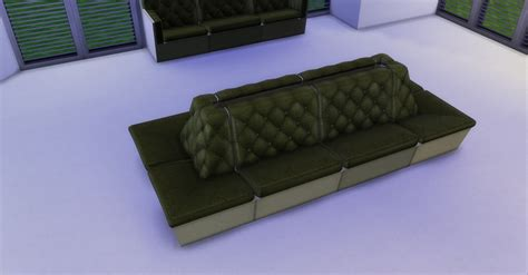 Sims 3 Sectional Sofa Mod The Sims Sectional Living