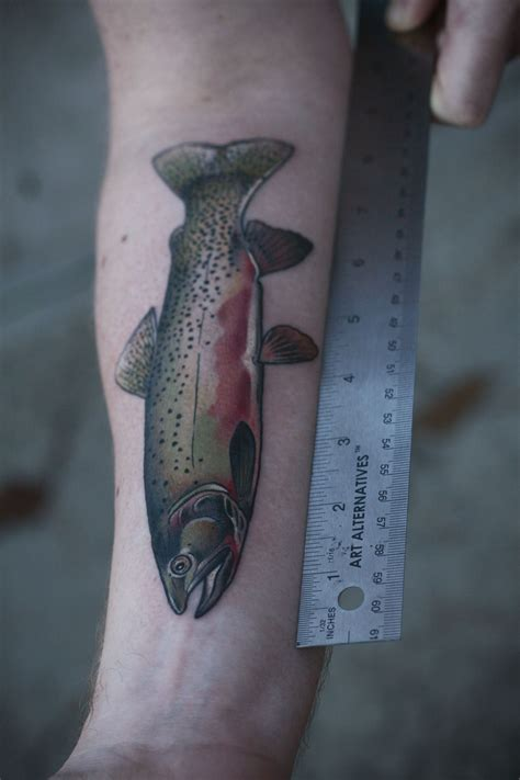 kirsten holliday quot 8 cutthroat trout for a fisherman so