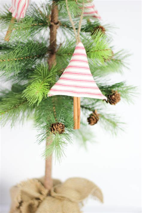 scented tree ornament diy