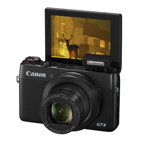 Kamera Canon G7 Ii digital powershot g7 x canon 9546b002