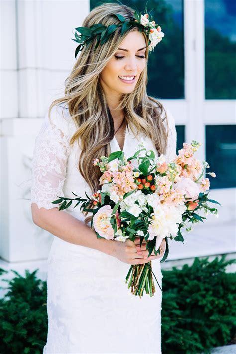 Romantic Wedding Flowers Utah Calie Rose » CALIE ROSE