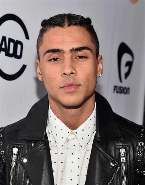 haircuts quincy quincy brown photos photos all def movie awards red