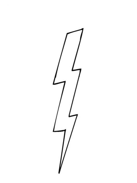 Lightning Coloring Pages Download And Print Lightning Lightning Coloring Pages