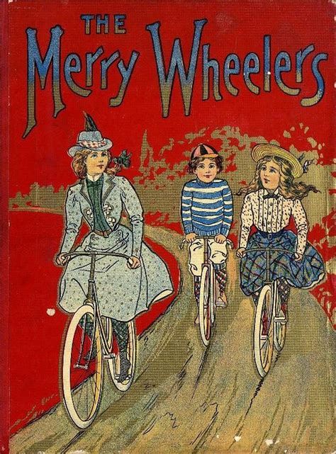 libros de bicicletas libros the merry wheelers bicis bicicleta ilustraciones de libros y cartelitos