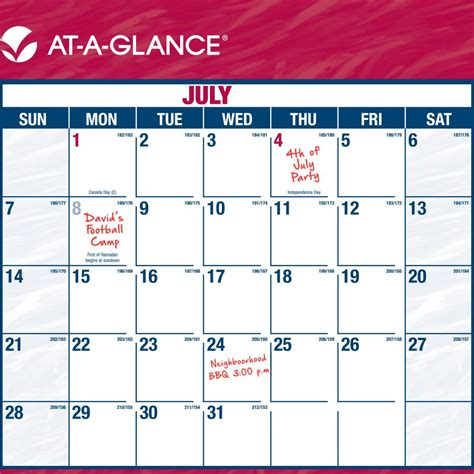 academic calendar wall planner 2015 2016 office organiser amazon com at a glance 2 sided erasable monthly wall