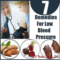 Home Remedy For High Blood Pressure by 7 Home Remedies For Low Blood Pressure Diy Home Things