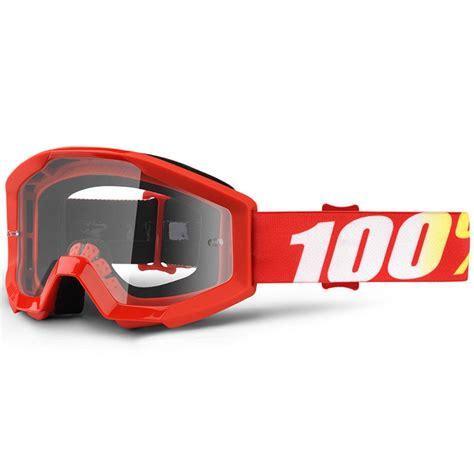 100 motocross goggles motocross goggles 100 strata insportline