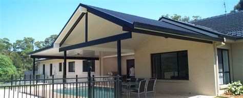 Patio Awnings Sydney Insulated Patio Roofing Kits Insulspan Metal Panels