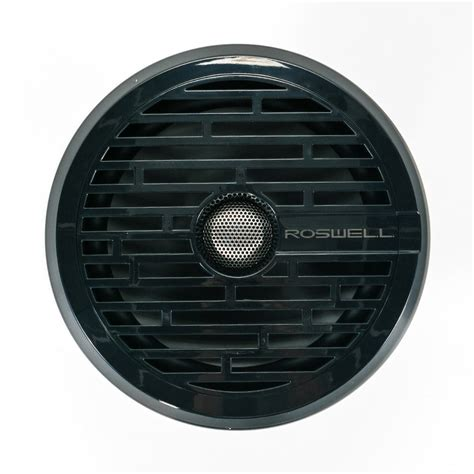 boat top speakers r1 8 quot in boat speaker roswell marine