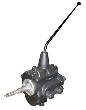 The Borg Warner T90 Transmission Novak Conversions