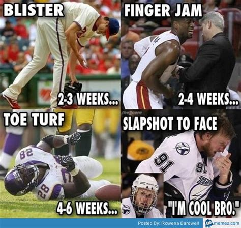 Sports Injury Meme - home memes com