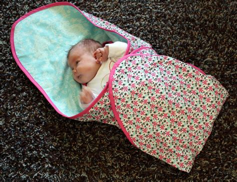 infant car seat blanket running with scissors car seat blanket gift