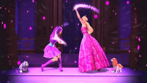 film barbie pop star barbie the princess and the popstar on dvd trailer