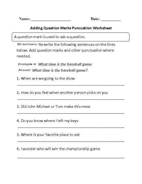 Punctuation Marks Worksheets by Pin By May Cheung On Great Tools