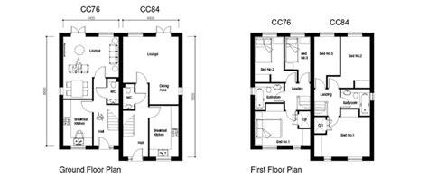 First Floor Master Bedroom House Plans Adwick Park Coen Construction Ltd