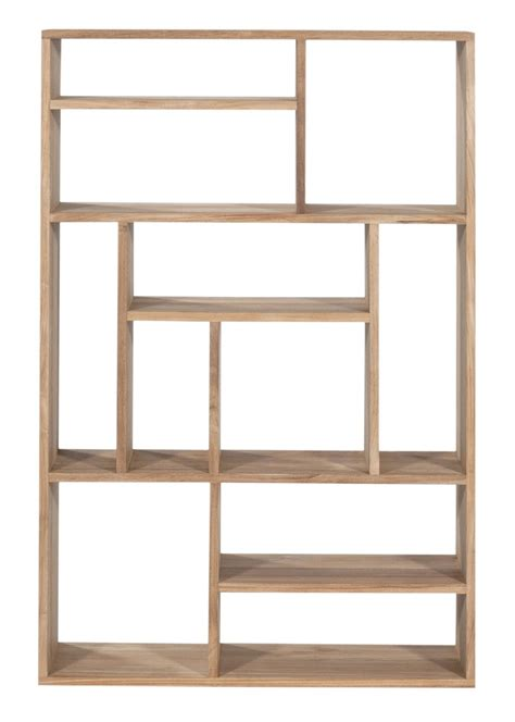 etagere novel m rack small d ethnicraft 233 tag 232 re ouverte
