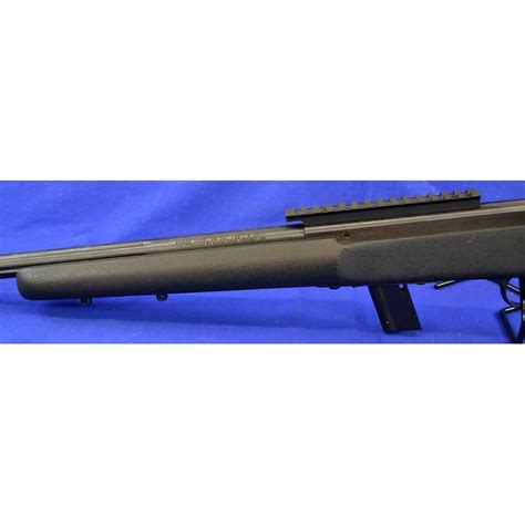 savage model 64 tactical stock savage 64tr sr 22 lr semi auto tact flt thread