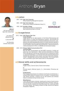 Best Resume Template To Use by Best Resume Format 2016 Which One To Choose In 2016