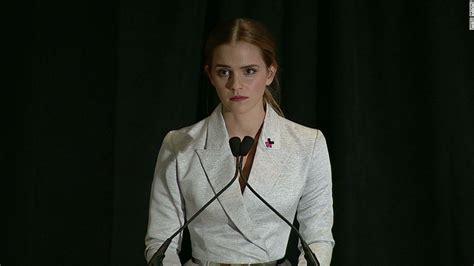 emma watson feminism speech after viewing emma watson s heforshe speech what do men
