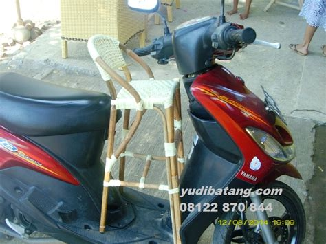 Kursi Bonceng Anak Yamaha Nmax 187 harga grosir boncengan rotan motor cirebon