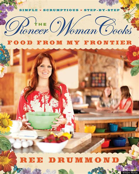 the cookbook food recipes for the home chef books the pioneer s new cookbook food from my frontier