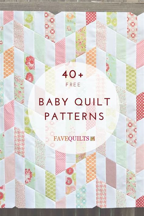 Free Baby Patchwork Quilt Patterns - free baby quilt patterns to on sewing