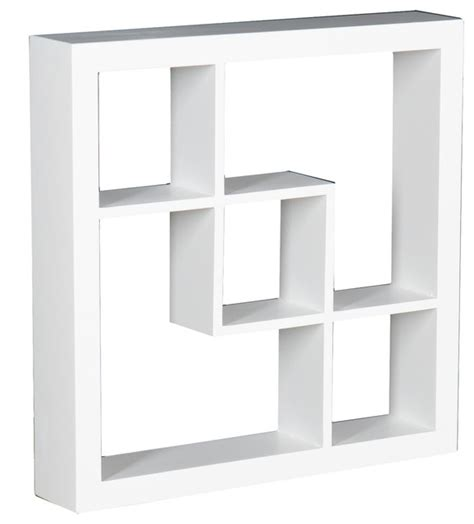 Display Wall Shelf by Arianna Display Shelf White Display And