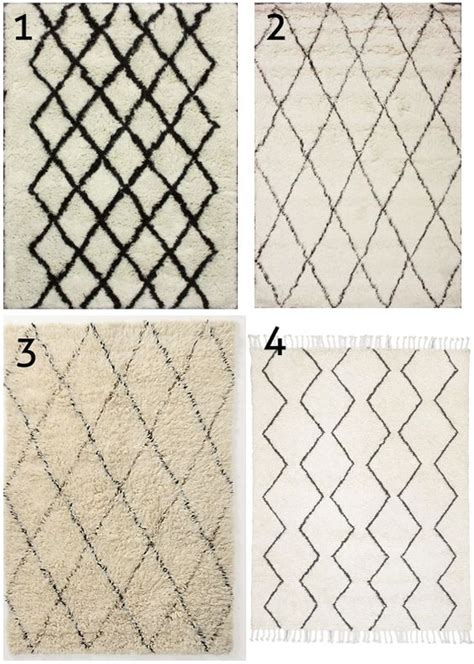 moroccan rugs cheap cheap beni ourain moroccan rugs on a budget house ideas style ivory rugs and modern
