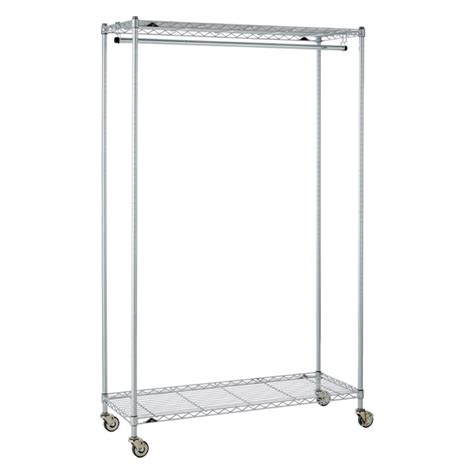 Container Store Clothing Rack by Intermetro Clothes Rack The Container Store