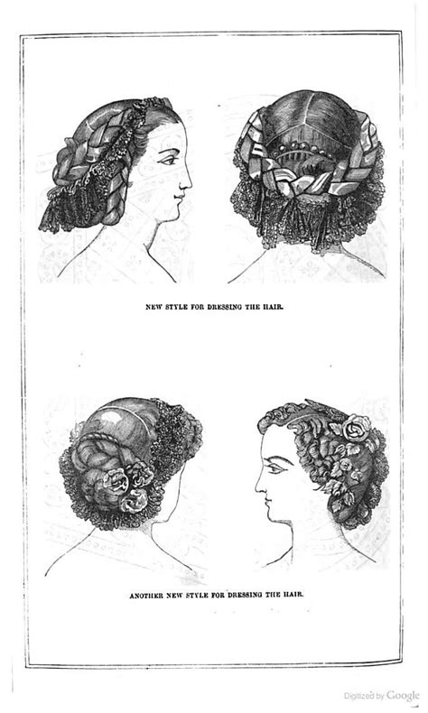 historical hairstyles books 12 best images about historical hair 1860 1865 on