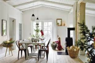 Style At Home Christmas Decorating Ideas Montage 22 Rooms With Scandinavian Holiday Decor